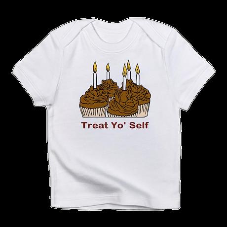 Cupcakes Infant T-Shirt