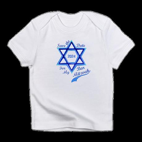 Bar Mitzvah Boy Infant T-Shirt