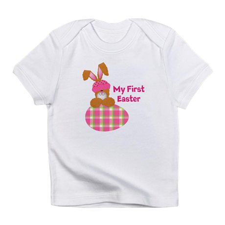 Customizable: My First Easter Infant T-Shirt