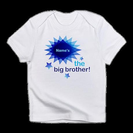 Custom Big Brother Infant T-Shirt
