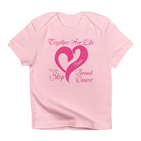 Personalize Front Infant T-Shirt