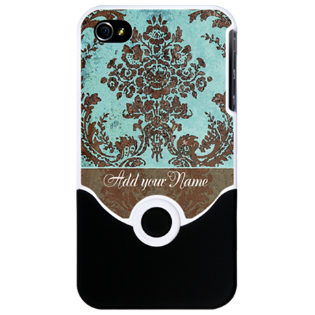 Add Name iPhone 4 Slider Case