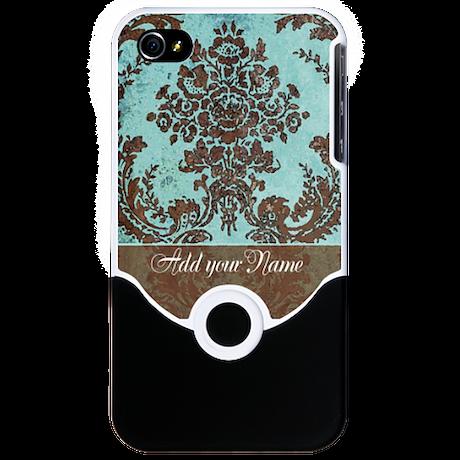 Add Name iPhone 4 Slider Case