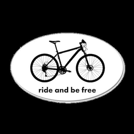Custom Bicycle Wall Decal