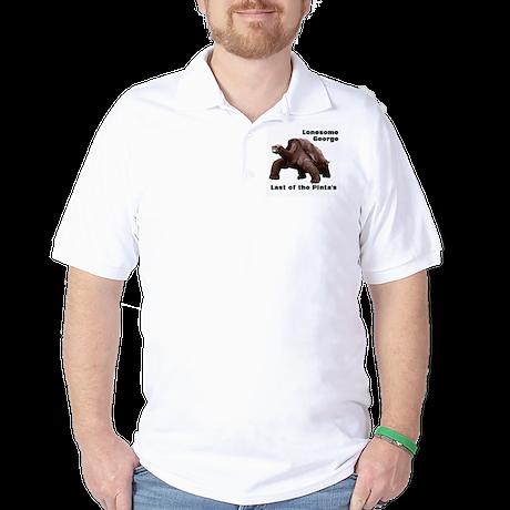 Lonesome George Golf Shirt