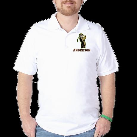 Personalized Golf Golf Shirt
