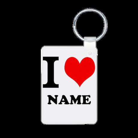 I Heart Keychains