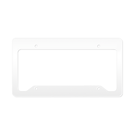 Auto License Plate Holder
