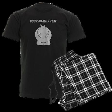 Custom Hippo pajamas