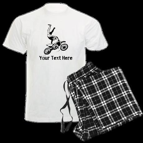 Motocross Men's Light Pajamas
