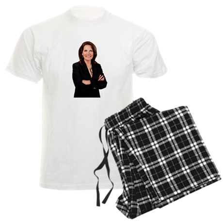 Michele Bachmann Men's Light Pajamas