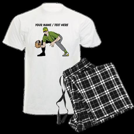 Custom First Baseman pajamas