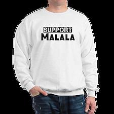 Cute Support malala Sweatshirt