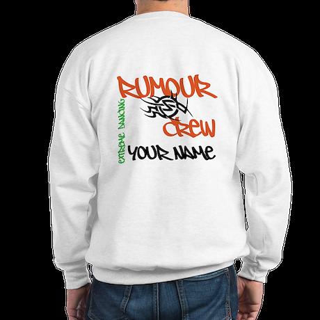 Clothes to CUSTOMISE Sweatshirt