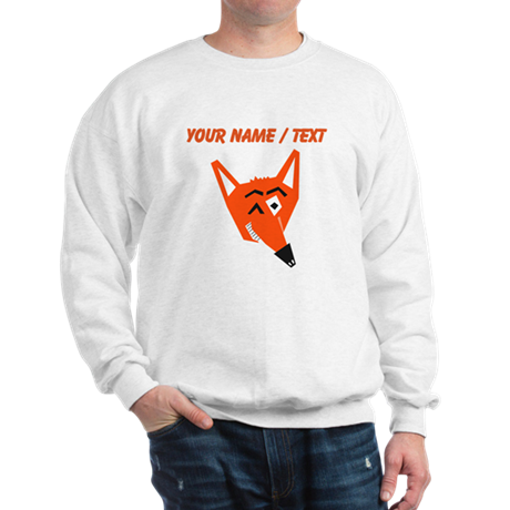 Custom Winking Fox Jumper
