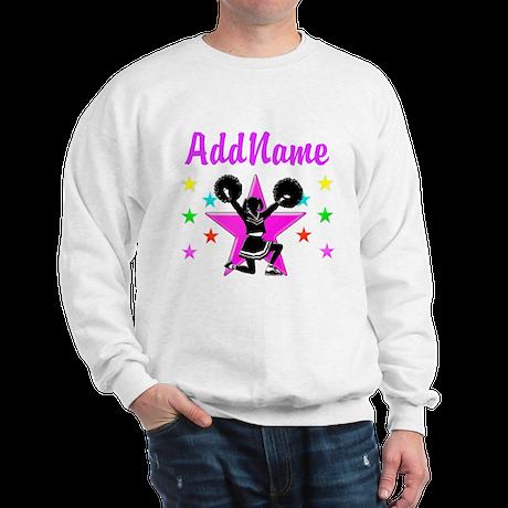 BEST CHEERLEADER Sweatshirt