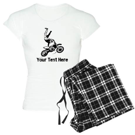 Motocross Women's Light Pajamas