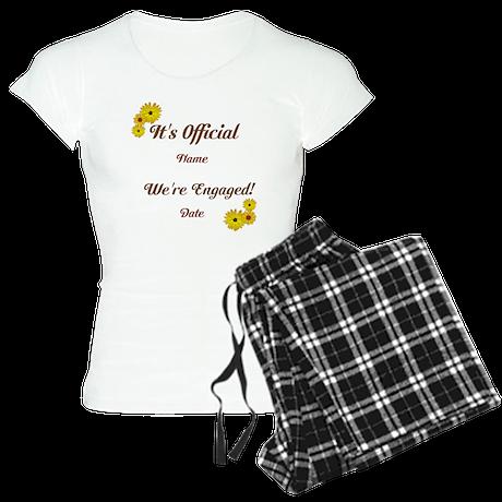 Summer, Fall Engagements Women's Light Pajamas