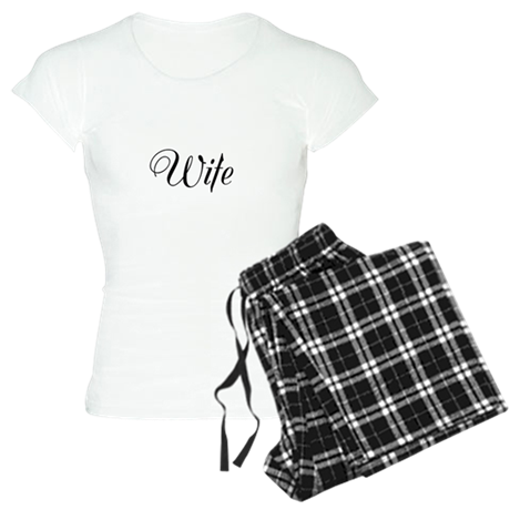 Wife Women's Light Pajamas