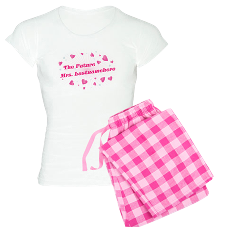 The Future Mrs.... Women's Light Pajamas