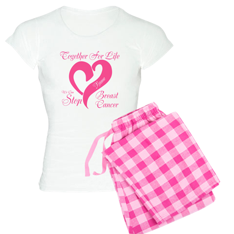 Personalize Front Women's Light Pajamas