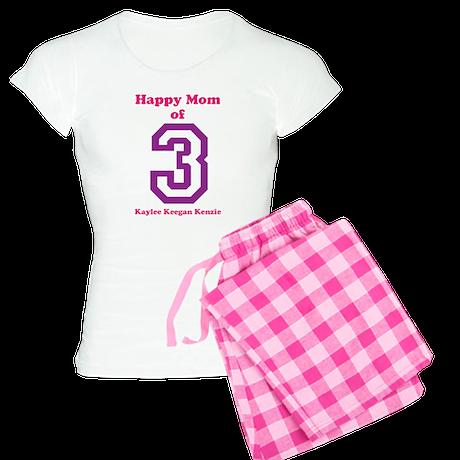 Personalized Mother Women's Light Pajamas