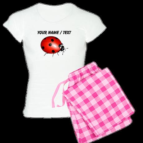 Custom Ladybug pajamas