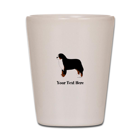 Berner - Your Text Shot Glass