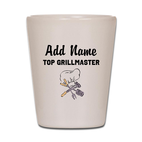 GRILLMASTER Shot Glass