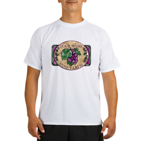 Your Vineyard Performance Dry T-Shirt