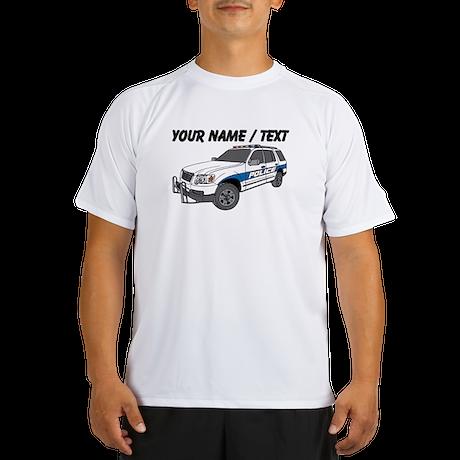 Police SUV Performance Dry T-Shirt