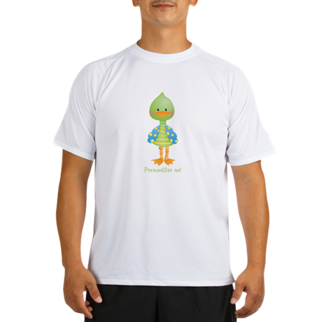 Ducky - Personalize me! Peformance Dry T-Shirt