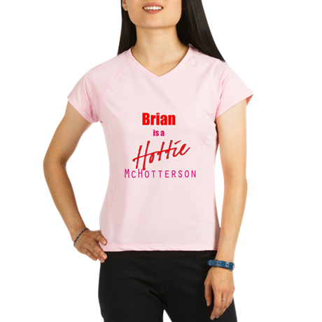 Personalized Hottie Mchotterson Shirt