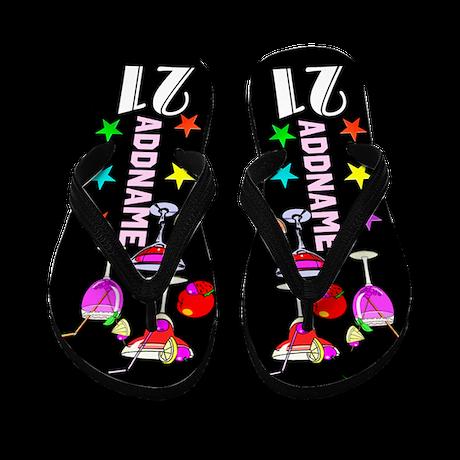 WICKED 21ST Flip Flops