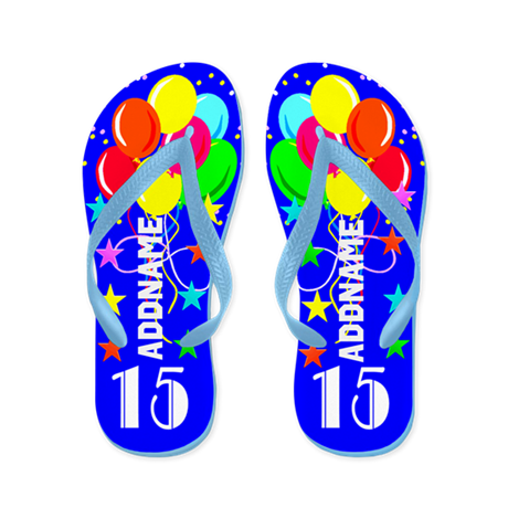 Fantastic 15Th Flip Flops