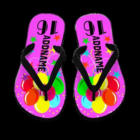 Dazzling 16Th Flip Flops