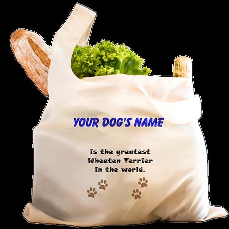 Greatest Wheaten Terrier In The World Reusable Sho