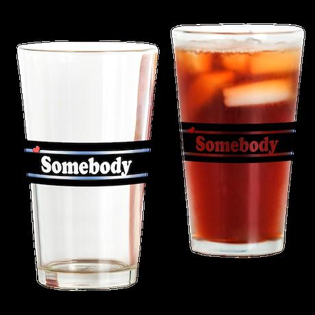 Custom Identity Drinking Glass