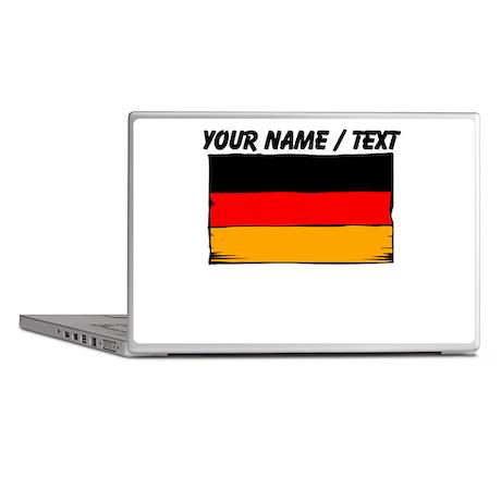 Custom Germany Flag Laptop Skins