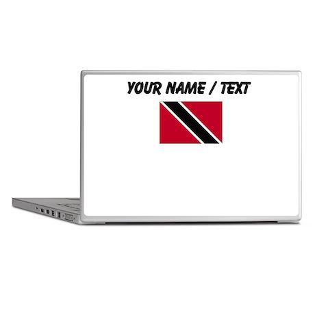 Custom Trinidad and Tobago Flag Laptop Skins