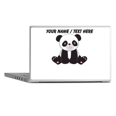 Custom Cute Panda Laptop Skins