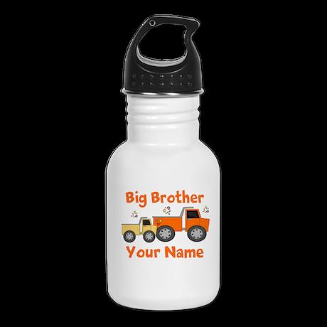 Big Brother Truck Kid's Water Bottle