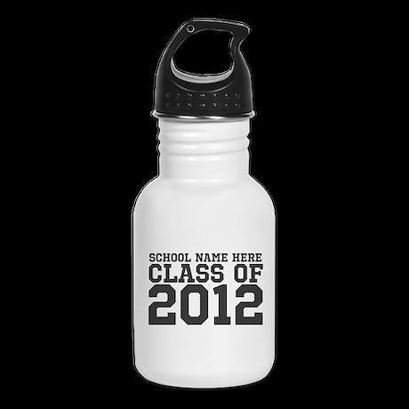 2012 Graduation Kid's Water Bottle