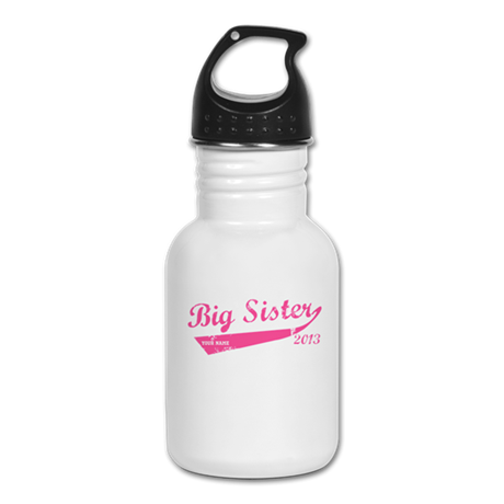 Big Sister Sport 2013 Kid's Water Bottle