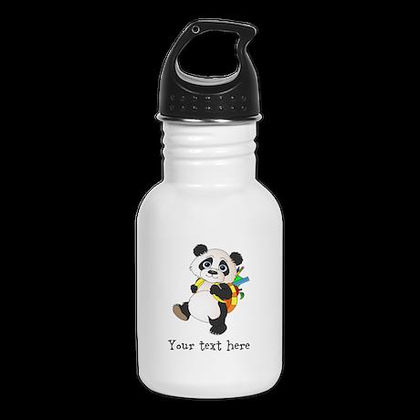 Personalize It - Panda Bear backpack Kid's Water B