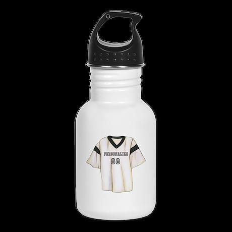 Personalized Sports Jersey Kid's Water Bottle