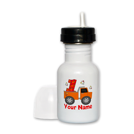 1st Birthday Dump Truck Sippy Cup