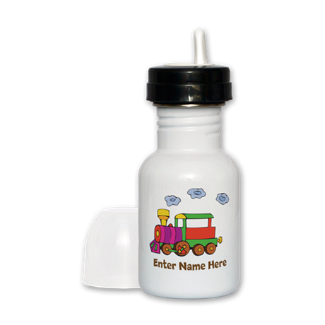 Personalized Train Engine Sippy Cup