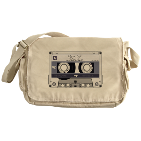 Retro Messenger Bags