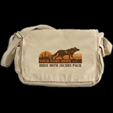 Jacobs Pack Messenger Bag